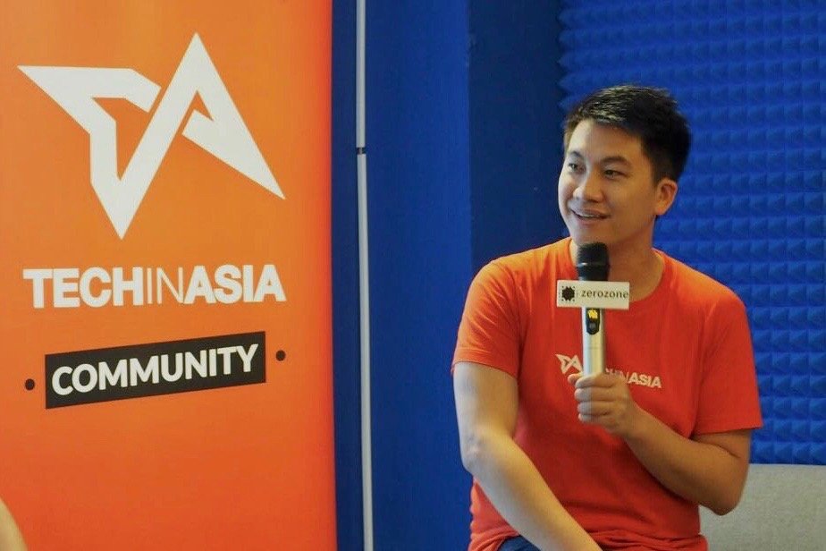 techinasia, regional marketing